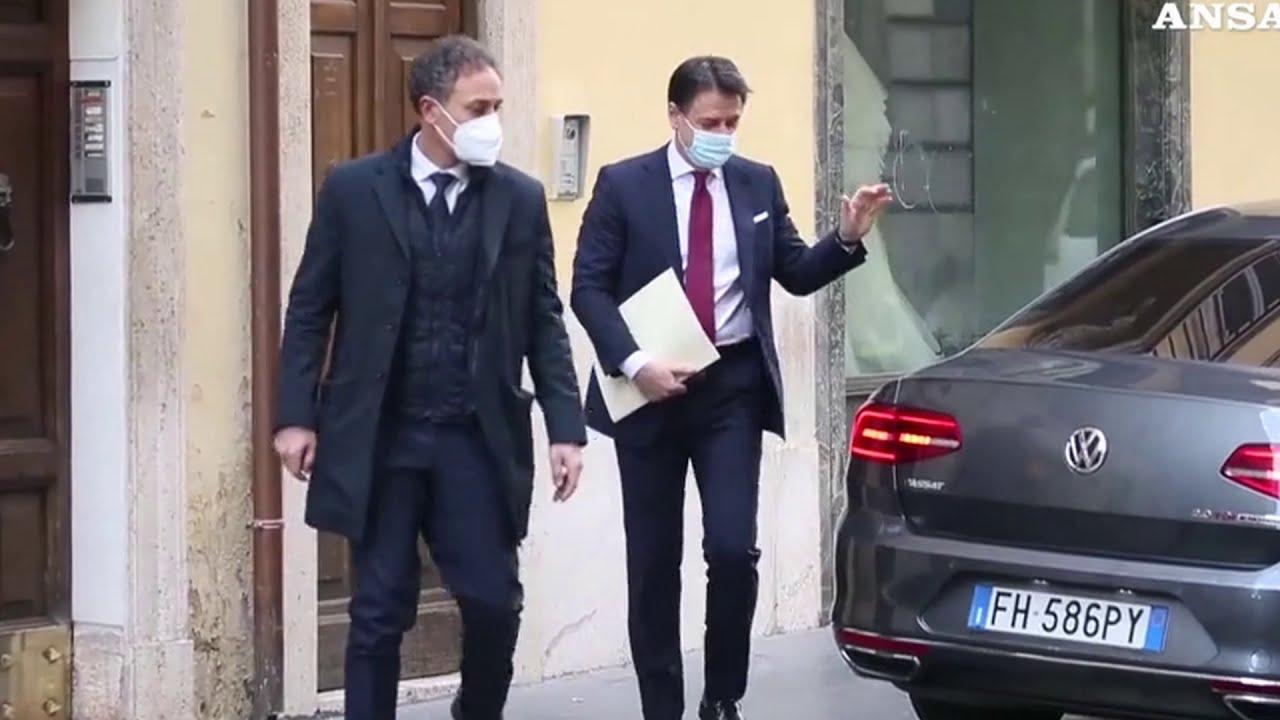 Al via le consultazioni al Quirinale dopo le dimissioni di Conte
