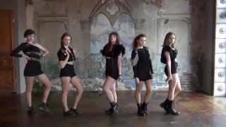 Reckless - 4minute - Ready Go (dance cover)