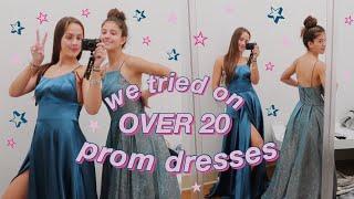 PROM DRESS SHOPPING 2020 (feat. My Best Friends)