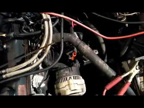 Wie schtilewskoje das Öl mit dem Benzin zu trennen