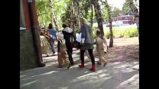 Dani ludaje 2012 Vrtic Lastavica Banatsko Veliko Selo