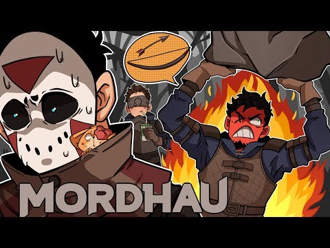 UNLEASH THE RAGE! | Mordhau Duels (w/ H2O Delirious, Ohm, & Squirrel)
