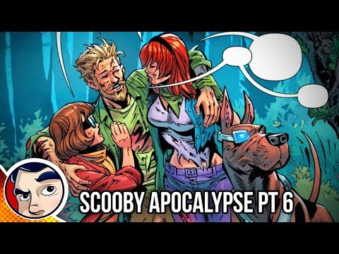 "Scooby Doo Apocalypse ""Any Survivors?"" – Complete Story"