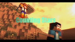 Counting Stars - Minecraft Music Video Animation