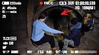 Потерялись с девушкой в заброшенных катакомбах. Что живет в жутких подземельях