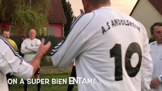 Super Vétérans ASA Vs FC Grussenheim