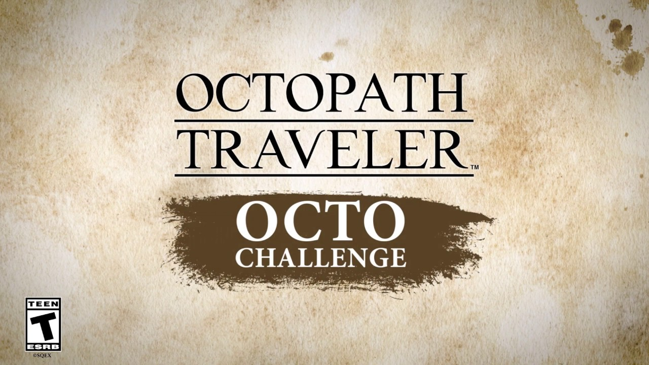 Video OCTOPATH TRAVELER ™ [STEAM]