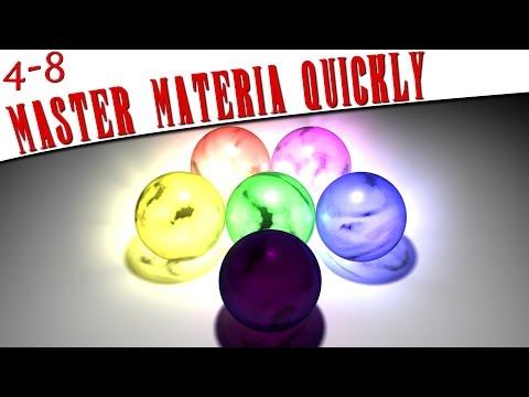 FFVII - How To Master Materia Quickly