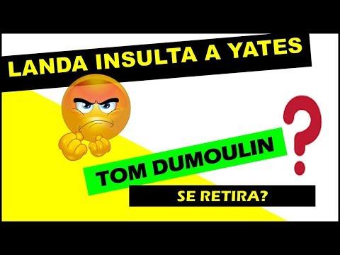 🥊 MIKEL LANDA insulta a YATES | DUMOULIN se retira GIRO DE ITALIA 2019?