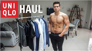 UNIQLO Men's Clothing Haul & Try On | Summer 2019 | Men's Fashion