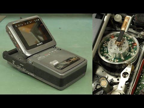 EEVblog #907 - RETRO Teardown: Sony Video Walkman