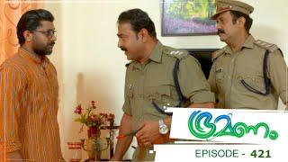 Bhramanam | Episode 421 - 30 September 2019 | Mazhavil Manorama