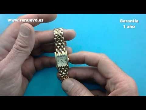 Reloj LOTUS de oro de segunda mano E194413