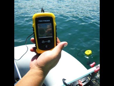 Portable fish finder| Best Portable fish finder | Fish finder for kayak 2017