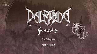 Dalriada - Galagonya / akusztikus (Hivatalos szöveges video / Official lyrics video)