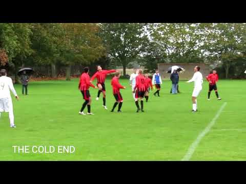 Real Haynes v Blunham - 2019 - 1st goal and penalty miss