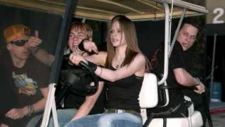 The story of me and you - Avril Lavigne e Evan Taubenfeld .wmv