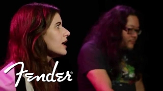 Best Coast Discuss Their Guitar Playing Styles | Fender