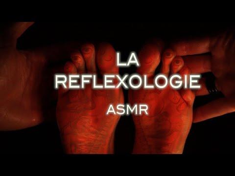 La Réflexologie ASMR Français