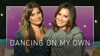 Dancing On My Own ft. Lea Michele | Music Sessions | Ashley Tisdale