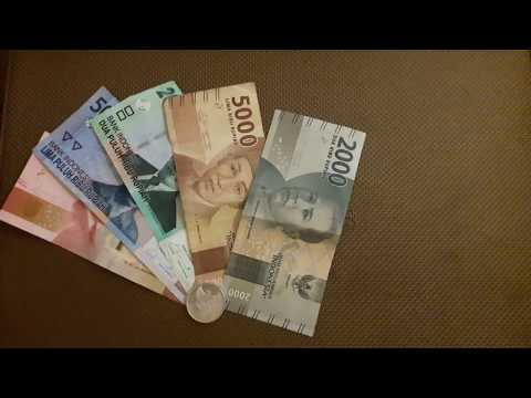 All About Indonesian Currency - IDR