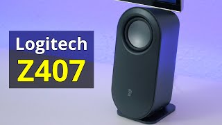Logitech Z407 für unter 70 € im Test! (review)