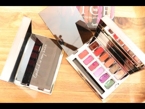 Blackmail Vice Lipstick Palette by Urban Decay #3