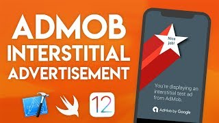 Random AdMob Interstitial Ads in Swift 4.2