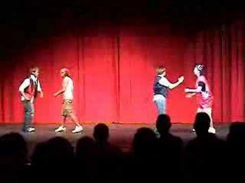 N'Sync Dance - Dinh Boys