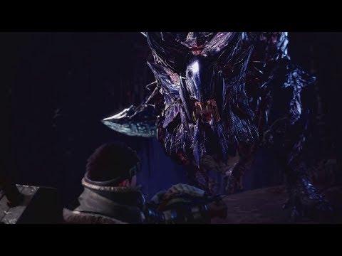 《魔物獵人世界:ICE BORNE》第三彈 PV 公開!