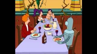 Bender's Fake Laugh & Steal at Alcazar's