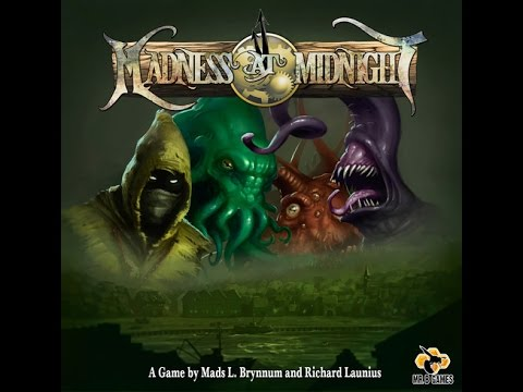 Undead Viking Reviews Madness at Midnight