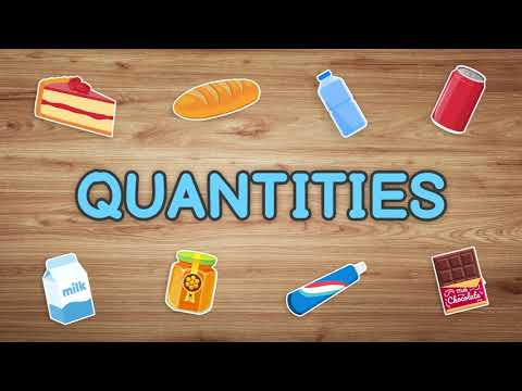 Expressions of quantities