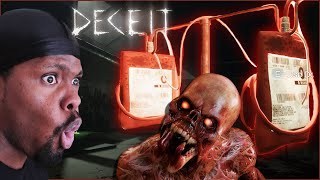 The Blood Thirsty Infected! (Deceit)