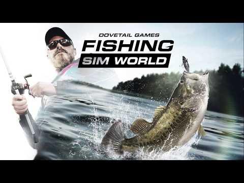 Fishing Sim World Announcement Trailer thumbnail