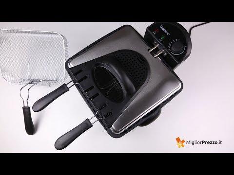 Friggitrice Clatronic FR 3195 Video Recensione