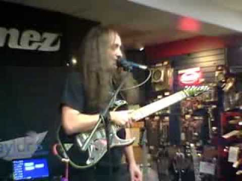 """Steve Bello """"I Play Guitar"""" 7.27.13 at Taylor's Music (West Chester, PA)"""