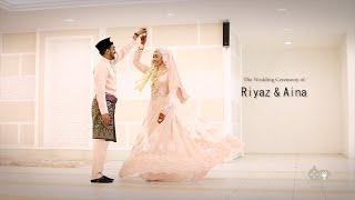 Best Muslim Cinematic Wedding Clip Of Syafira Alfan By Warna