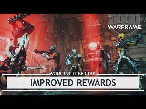 Warframe: Improved Rewards - Grinding Into Burnout [wibci]
