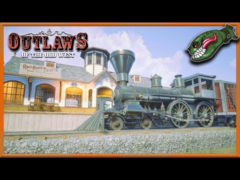 Outlaws of the Old West | Showcase of the Train & How it Works So Far #7 (Outlaws Early Access)