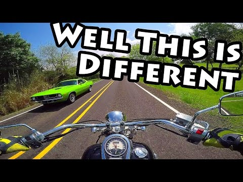 Jake Rides a Cruiser and Likes it? Kawasaki Vulcan 900
