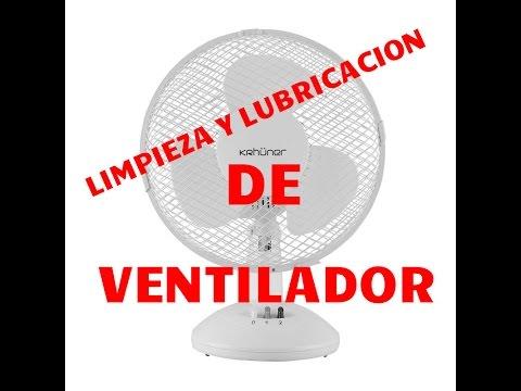 [Tutorial] Como Limpiar y Lubricar un Ventilador de Mesa