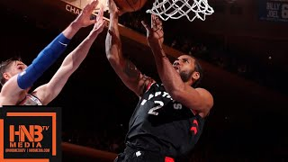Toronto Raptors Vs New York Knicks Full Game Highlights   02/09/2019 NBA Season