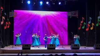 """Ансамбль бального танца """"Грация"""" г.Углич """"Вальс"""" Е.Дога апрель 2019"""
