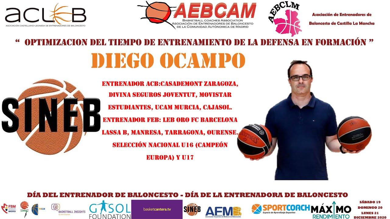 DIEGO OCAMPO (entrenador ACB):
