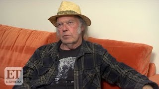 Neil Young Talks Climate Change & Slams President Trump