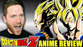 Dragon Ball Z   Anime Review