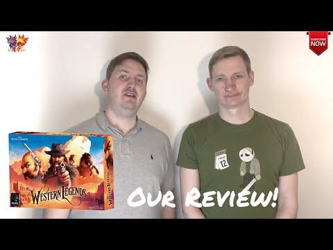 Die Rollin' Western Legends Review