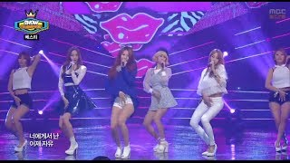 BESTie -  Thank U very much, 베스티 - 땡큐 베리 머치, Show Champion 20140305