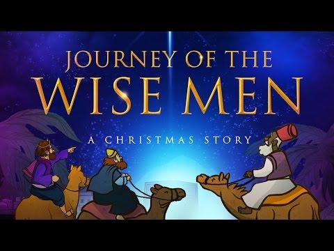 The Christmas Story for Kids - Matthew 2 The Magi Christmas Sunday School Lesson For Children